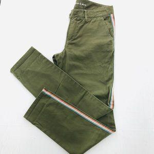NWT Roxy Poetry Soul Chino Women Pants